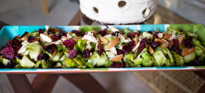 Brussels and Broccoli Salad 01