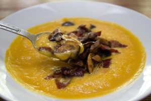 Yellow Squash and Carrot Soup 02