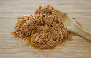 Shredded BBQ Chicken 01