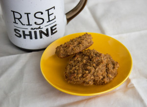 Carrot Cake Breakfast Cookie 01s