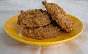 Carrot Cake Breakfast Cookies 02