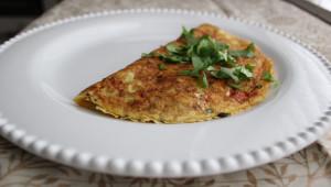 Masala Omelette 05