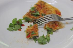 Masala Omelette 06